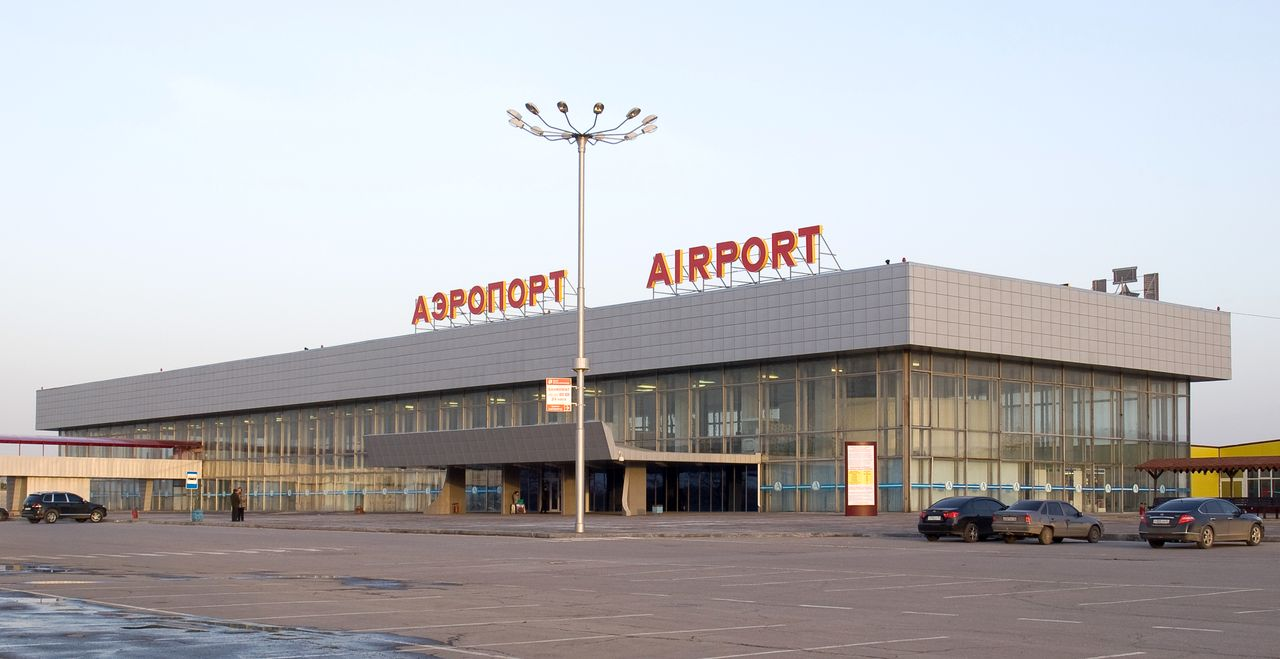 aeroport VLG